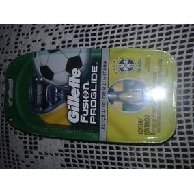 Gillette Fusion Proglide Brasil Penta Campião