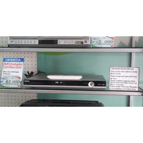 Dvd Grabador Con Disco Duro 160 Gb. Somos Tienda. Garantia