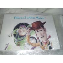 Láminas Comestible Toy Story. Personalizadas