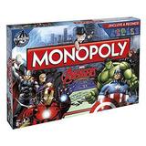 Monopoly De Avengers Hasbro