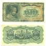 Grecia Billete De 25000 Dracmas Año 1943 Segunda Guerra Vf-