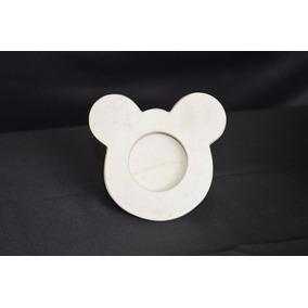 Portaretratos Caritas/minnie/mickey Mouse De Marmol Fiestas