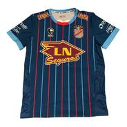 Camiseta Arsenal De Sarandi Alternativa Azul Lyon 2021/22