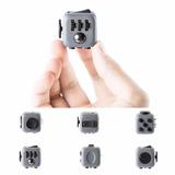 Fidget Cube Reduce Estres Ansiedad Adultos Niños + Estuche