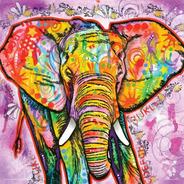 62503 Dean Russo Elefante Aquarius Rompecabezas 500 Pzs