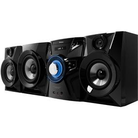 Mini System 1100w Rms - Philco Bluetooth Cd Usb - Ph1600bt