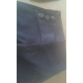 Pantalón De Vestir Dama Talla Ss-xp Color Negro Bota Ancha