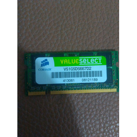 Memoria Ram 1gb Ddr2 Laptop 5300