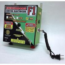Energizador De Cerca Eléctrica Ganadera F1