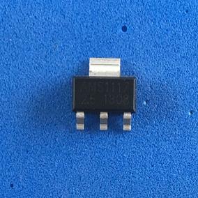 Regulador De Tensão 2.5v Ams1117 (10 Unidades)