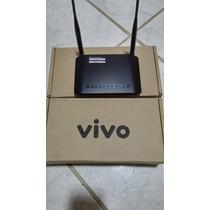 Modem Roteador Adsl2+ Wifi D-link Dsl-2740e 300mbps 2x 5dbi