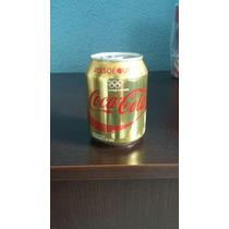 Mini Lata Coca Cola 250 Ml Isso É Ouro.