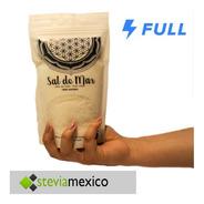 Sal De Mar Orgánica 100% Natural, 400g --envio Full--