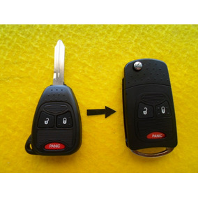 Modificacion Carcasa Llave Chrysler Dodge Jeep Envio Gratis