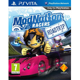Video Juego Modnation Racers Road Trip Ps Vita