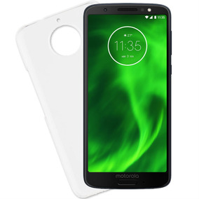 Smartphone Motorola Moto G6 32gb - Índigo + Capa Protetora