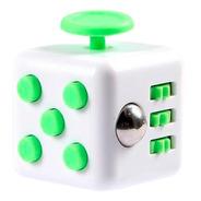 Cubo Dado Anti Stress Fidget Toy Ansiedad Sensorial X1