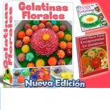 Manual Digital Pdf De Gelatinas Decoradas 3d Florales
