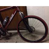Bicicleta Caloi Supra Aluminiu - Aro 26 - 21v Freio A Disco