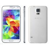 Samsung Galaxy S5 Bueno Blanco Movistar