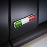 Insignia Bandera Italiana Fiat 500 | Original Fiat Mopar