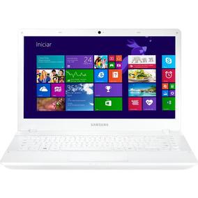 Samsung Ativ Book 2 270e4e Kd7 Cel1007u 4gb 500gb Vitrine Nf