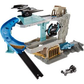 Hot Wheels - Batcaverna - Mattel Dxc79
