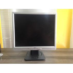 Monitor Lcd Marca Acer De 17 Pulgadas P/ Reparar, Repuestos