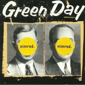 Vinilo Green Day Nimrod: 20th Anniversary