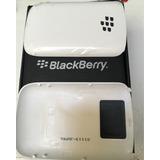 Tapa Trasera 9320 Color Blanca Blackberry 100 % Original
