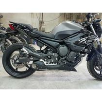 Escapamento Arashi Full Yamaha Xj6