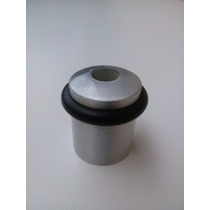 Batedor Limitador P/ Porta De Alumínio Maciço 25mm