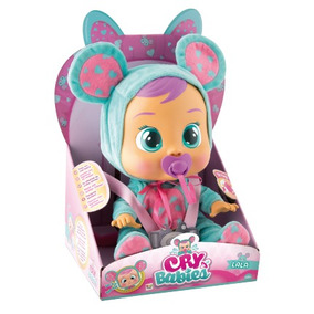Boneca Cry Babies Lala Br527 Multikids - Original