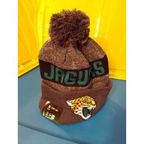 Gorro New Era Nfl Beanie Jaguares Jacksonville Jags Grey 16