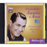 Cuarteto Santa Ana Pioneros Del Chamame Vol. 2