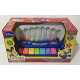 La Casa De Mickey Mouse Piano Bilingüe Luminoso !!!
