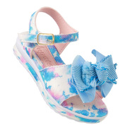 Sandalia Infantil Feminina Escolar Festa Sapato Moda Menina