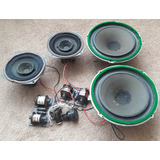 Parlantes Ingleses Wharfedale 3ddc Vintage Technics Pioneer
