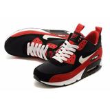 Nike Air Max 90 Sneakerboots Hombre Nuevas 2017importadas!!!