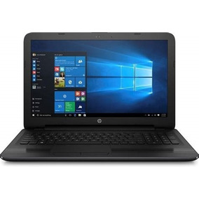 Notebook Hp Amd 15.6 4gb 500gb 1.8 Ghz Dvd Windows 10 Novo
