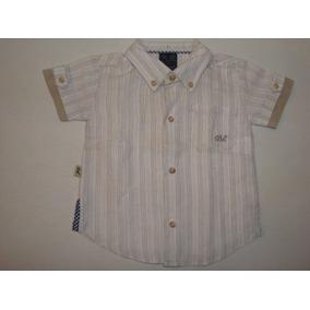 Camisa De Lino Para Bebé De Diseños Españoles