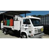 Caminhão Comboio Abastecimento Completo, Vw 8150, 2007!