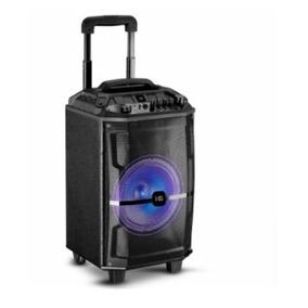 Caixa Amplificada Com Bateria Hsa-60b Bluetooth 120w