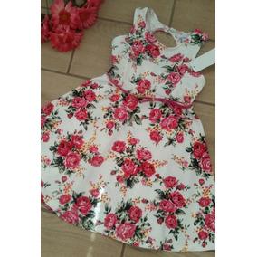 Vestido Niña Tallas 6 8 10