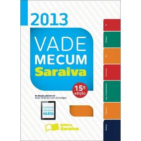 Vade Mecum Saraiva 2013 - 15ª Ed