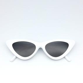 Óculos De Sol Gatinho Cat Eye Clubmaster Preto Retro - Óculos no ... 20f724708d