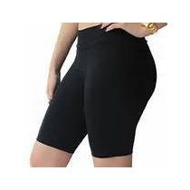 Shorts Ciclista Suplex Plus Size Tamanhos Especiais 50-62