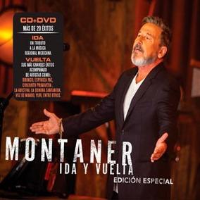Ricardo Montaner Ida Y Vuelta Cd + Dvd (ed Esp) 2017 Smm
