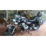 Moto Custon Dayun 150-7 Phanton