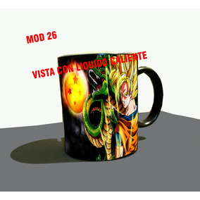 Taza Magica 3d Goku Super Sayayin Sheng Long Dragon Ball Z